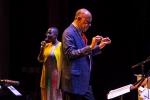 Clayton-Hamilton Jazz Orchestra with Cécile McLorin Salvant @ Teatro Duse 2018