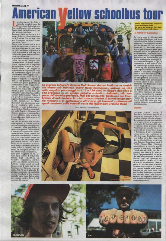 FRIGIDAIRE N°227 settembre 2010-1