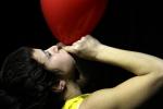 KISS, di lucia palladino, con lucia palladino e giovanni di domenico