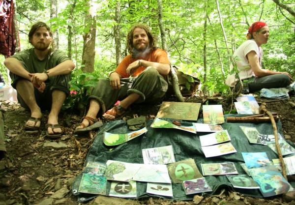 CRONACHE AMERICANE: Rainbow Gathering