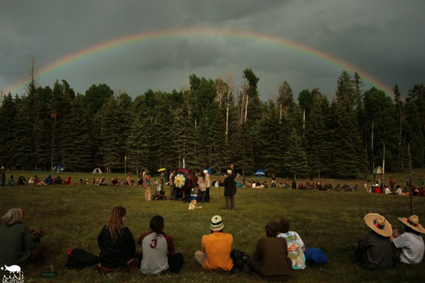 MAYD HUBB & HOBO/MONK AMERICAN TOUR: Chicago, Kansas, Rainbow Gathering in New Mexico, Colorado