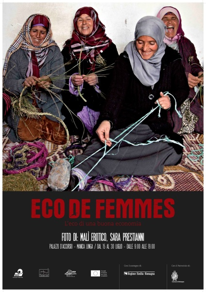 "Mostra ""Eco de Femmes"" @ Palazzo d'Accursio (BO)"