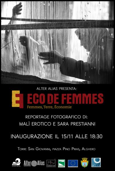 Mostra Eco de Femmes @ Alghero