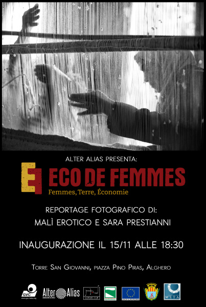Mostra ECO DE FEMMES @ Alghero light