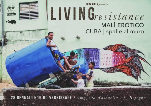 Mostra Fotografica: Cuba | Spalle al muro