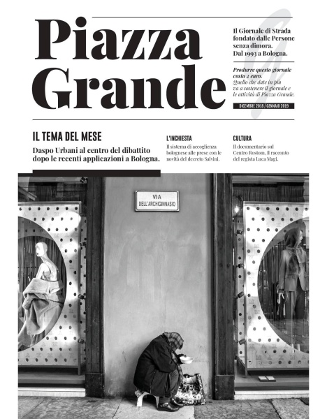 My Piazza Grande Covers