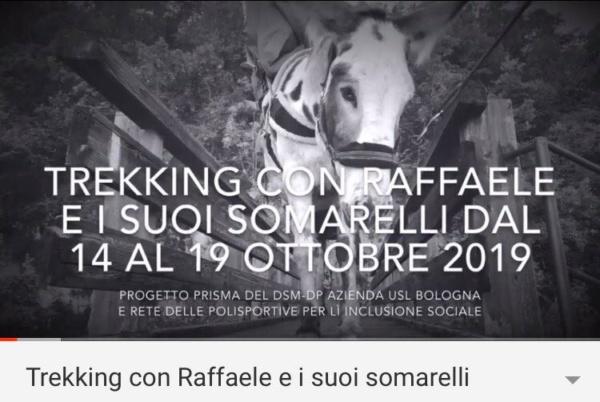 Video for Azienda Usl Bologna: Donkeys Trekking